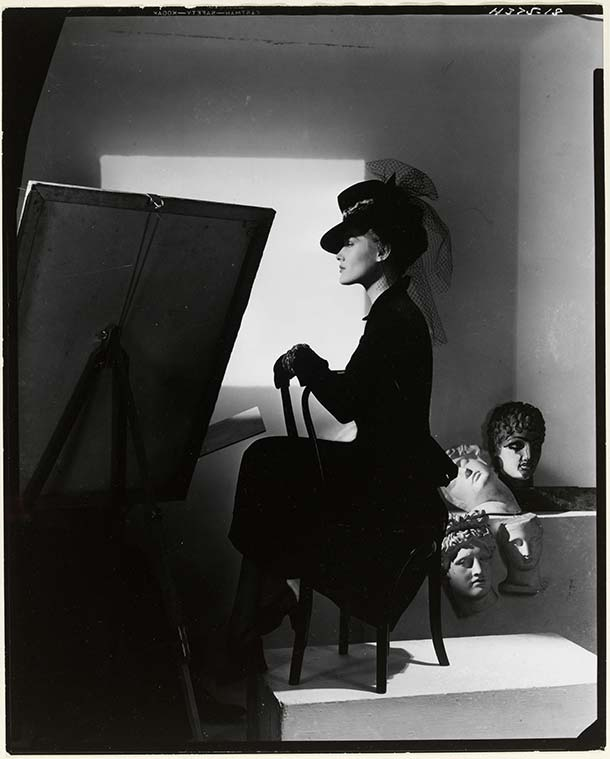 Horst at the V&A
