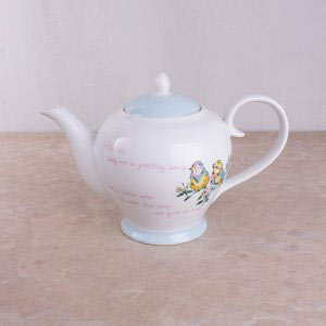 Bird Song Teapot