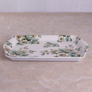 Cottage Flower Mini Tray