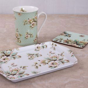 Cottage Flower Time For Tea Gift Set