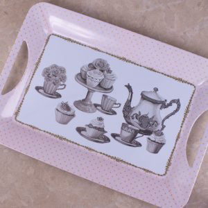Cupcake Couture Large Tray