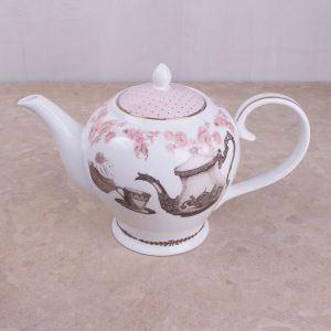 Cupcake Couture Teapot