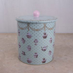Cupcake Couture Biscuit Tin