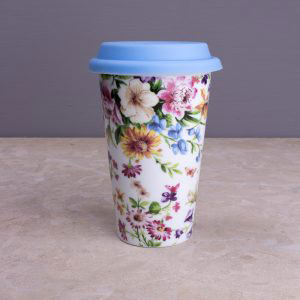 English Garden Travel Mug