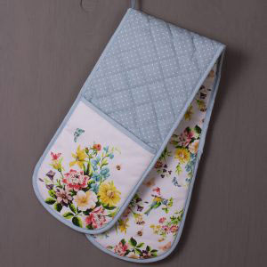 English Garden Double Oven Glove