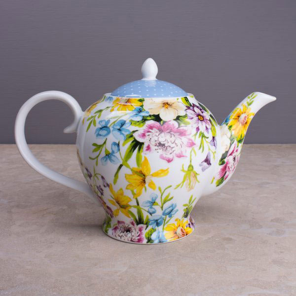 English Garden Tea Pot