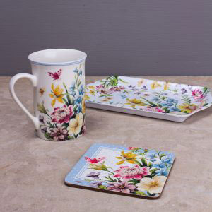 English Garden Time For Tea Gift Set