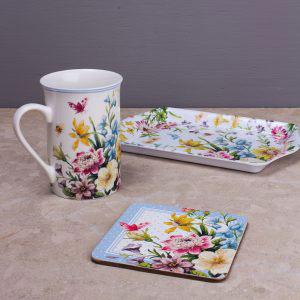 English Garden Time For Tea Gift Set