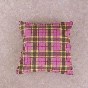 Highland Fling Small Tartan Cushion