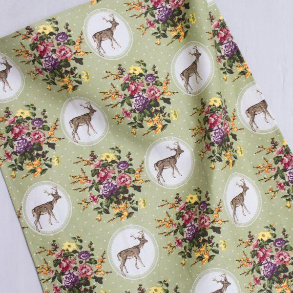 Highland Fling Set Of 2 Tea Towels-275