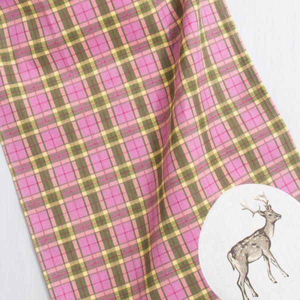 Highland Fling Set Of 2 Tea Towels-273