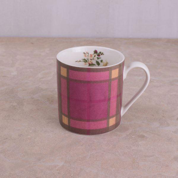 Highland Fling Tartan Mug