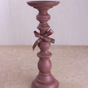 Highland Fling Medium Purple Candlestick