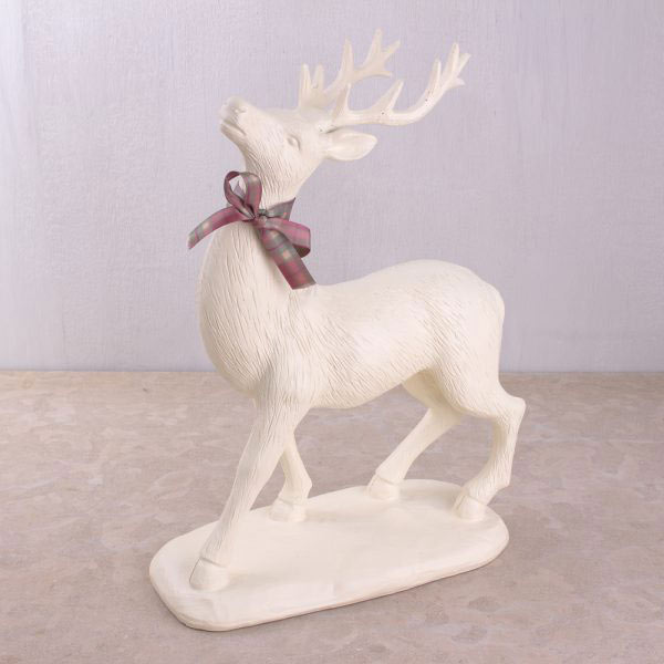 Highland Fling Stag Ornament