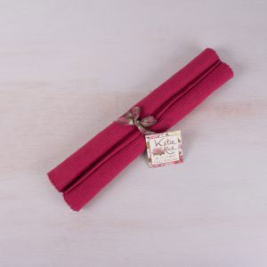 Highland Fling Set Of 2 Pink Mats
