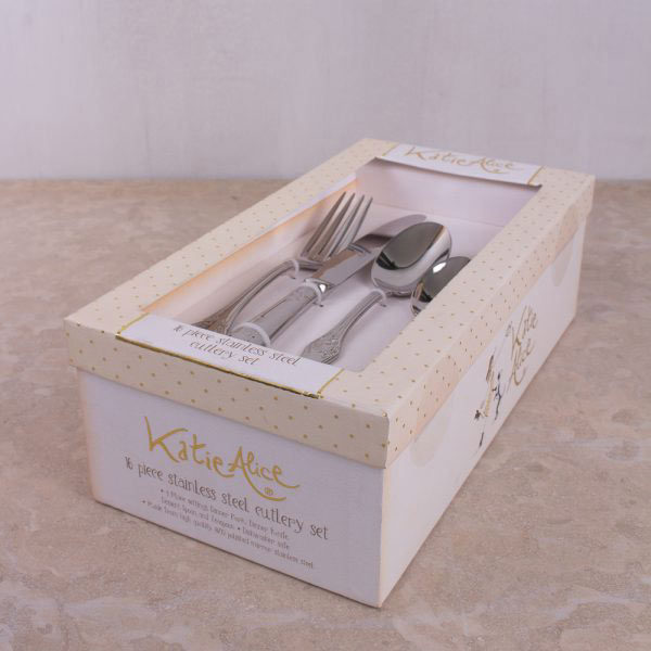Vintage 16 Piece Cutlery Set
