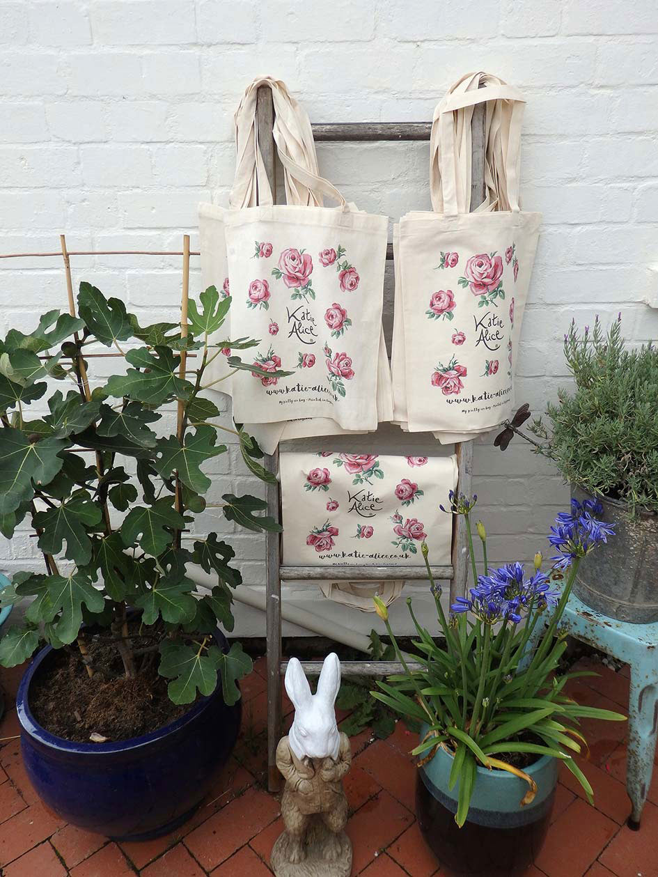 The Katie Alice Eco bag