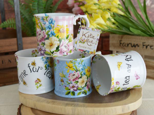 English Garden Tankard Mug Collection-0