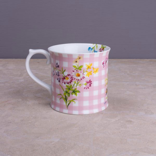 English Garden Tankard Mug Collection-833