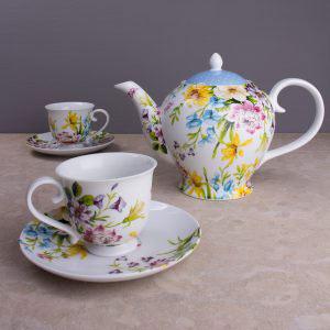 English Garden Tea Party Set-0