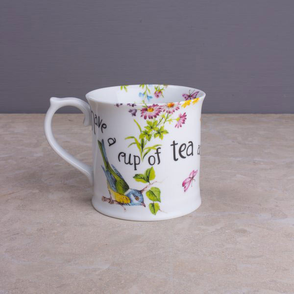 English Garden Tankard Mug Collection-835