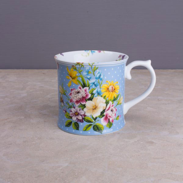 English Garden Tankard Mug Collection-832