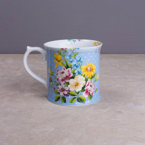 English Garden Tankard Mug Collection-828