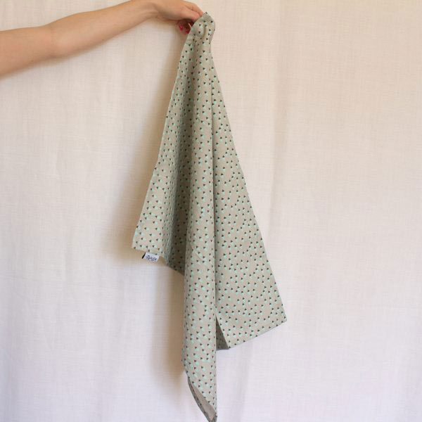 Pretty Retro Set of 2 Cotton Tea Towels