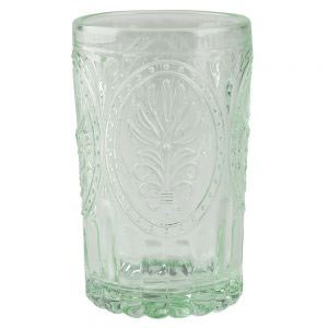 Green Glass Tumbler-0