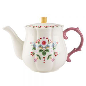 Festival Folk Teapot-0