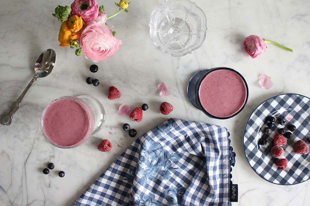 Berry Full Smoothie