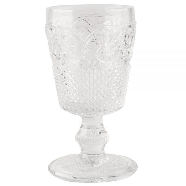 Clear Goblet-0