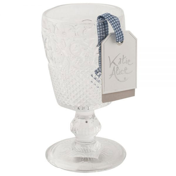 Clear Goblet-1373