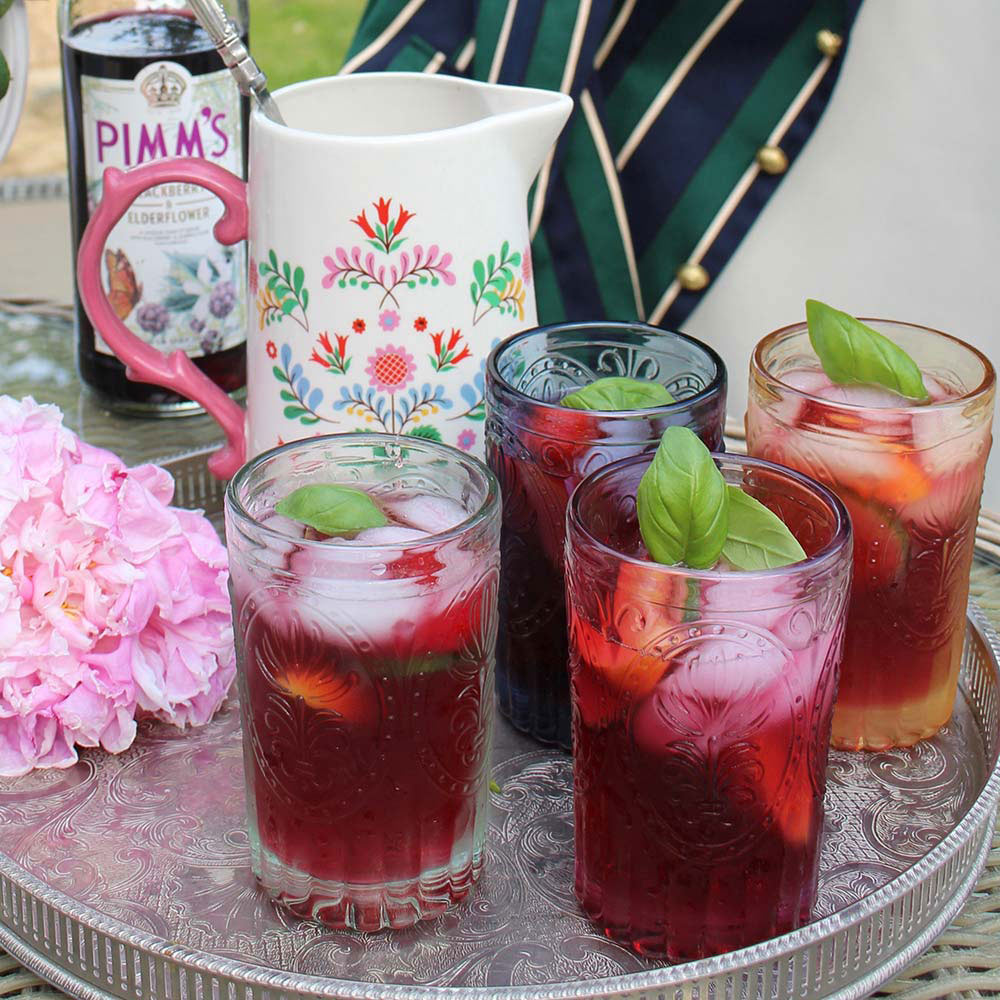 Pimm's and an Ode to Wimbledon