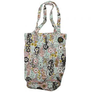 Pretty Retro Foldaway Bag-0