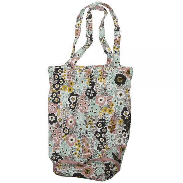 Pretty Retro Foldaway Bag-0