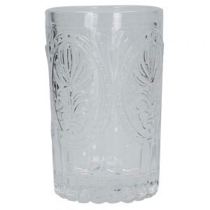 Clear Glass Tumbler-0