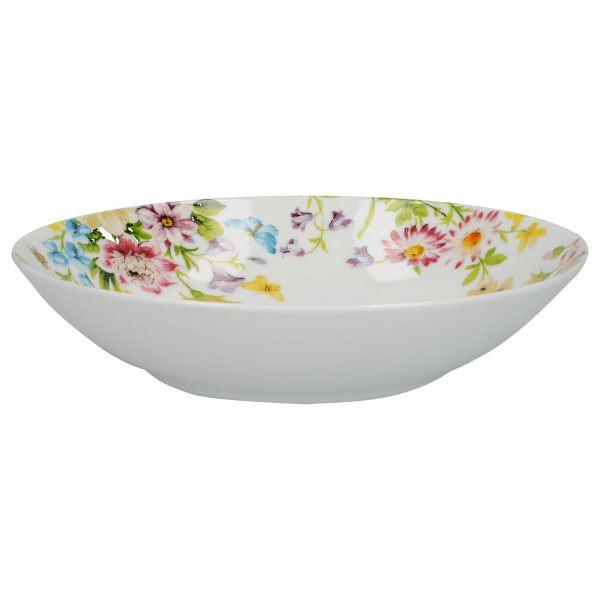 English Garden Pasta Bowl-1536