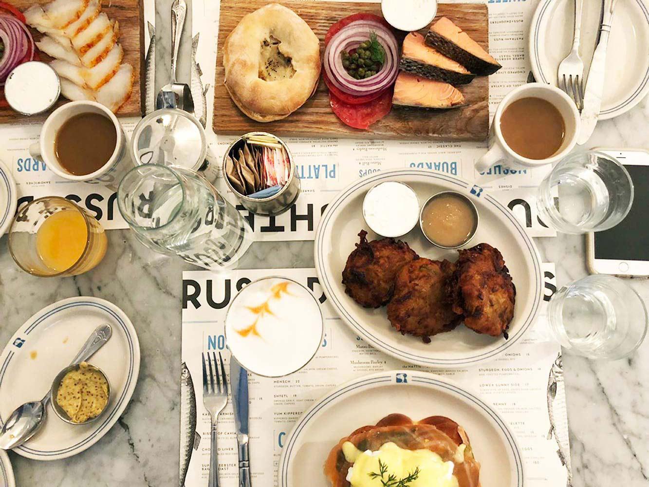Food Tour of New York