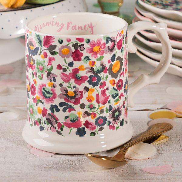 Blooming Fancy All Over Print Mug-1595