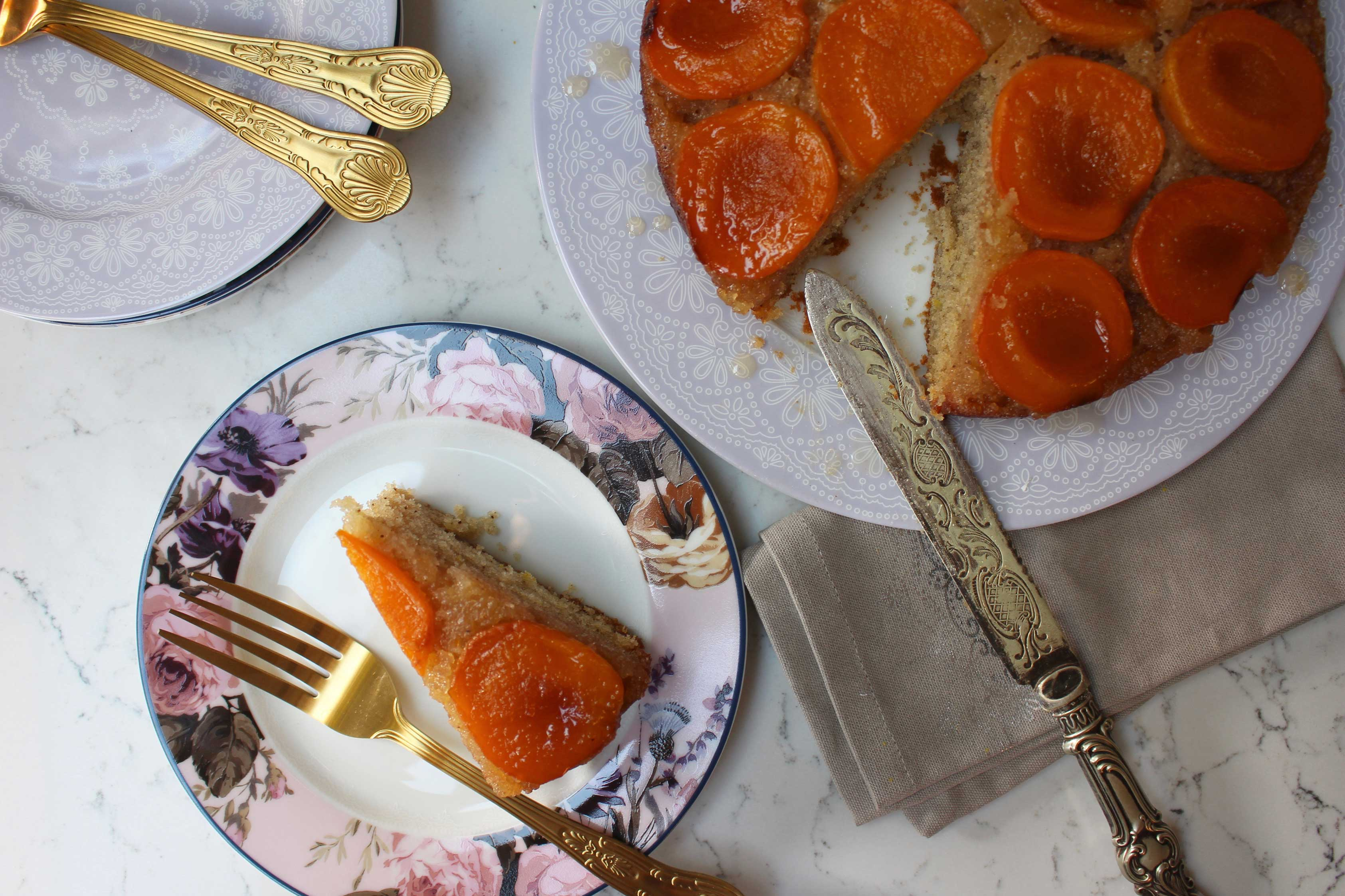 A pretty recipe for Wild Apricity