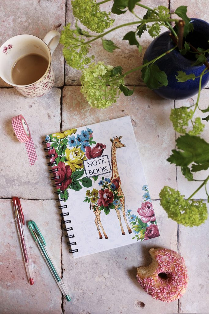 Katie Alice Notebook