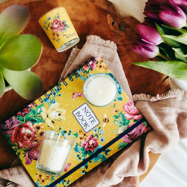 Bohemian Spirit mini candles