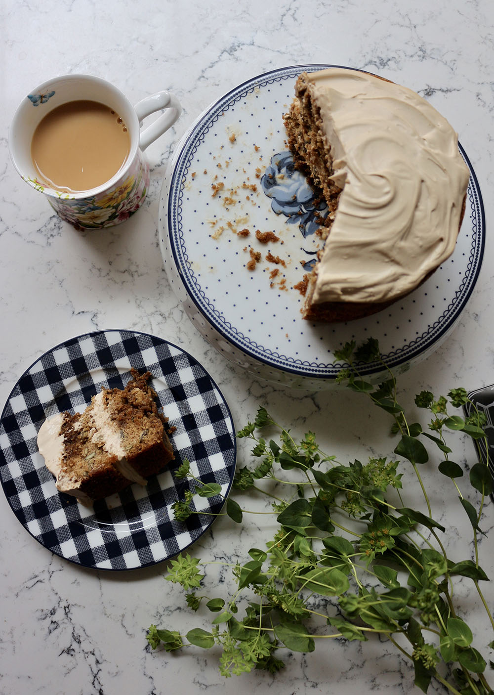 Coffee Cake for World Baking Day