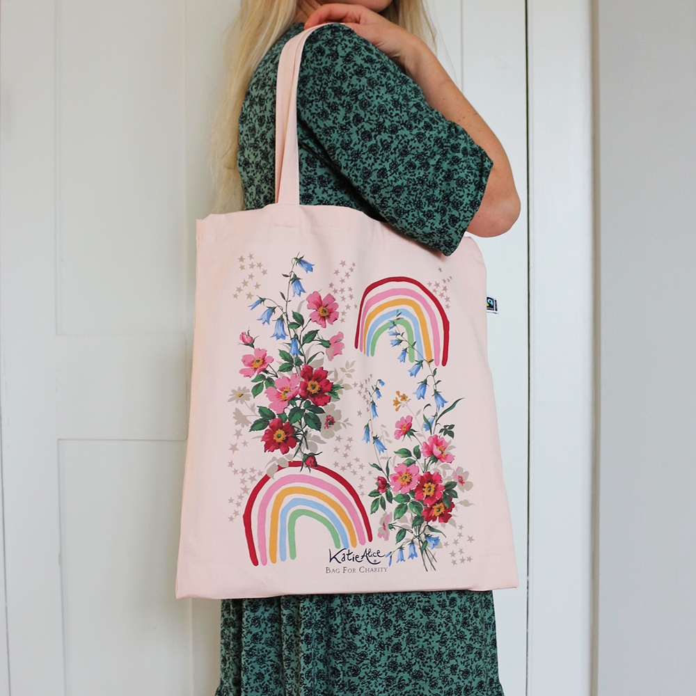 Our Rainbow Charity Bag is coming!