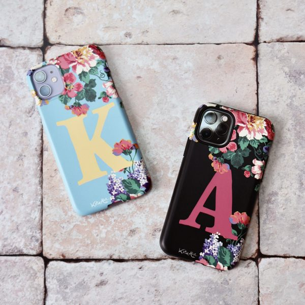 Katie Alice Monogram Phone Cases