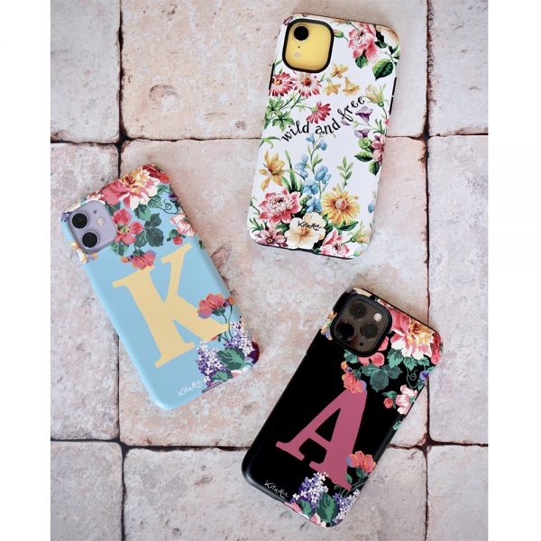 Katie Alice Phone Monogram Cases