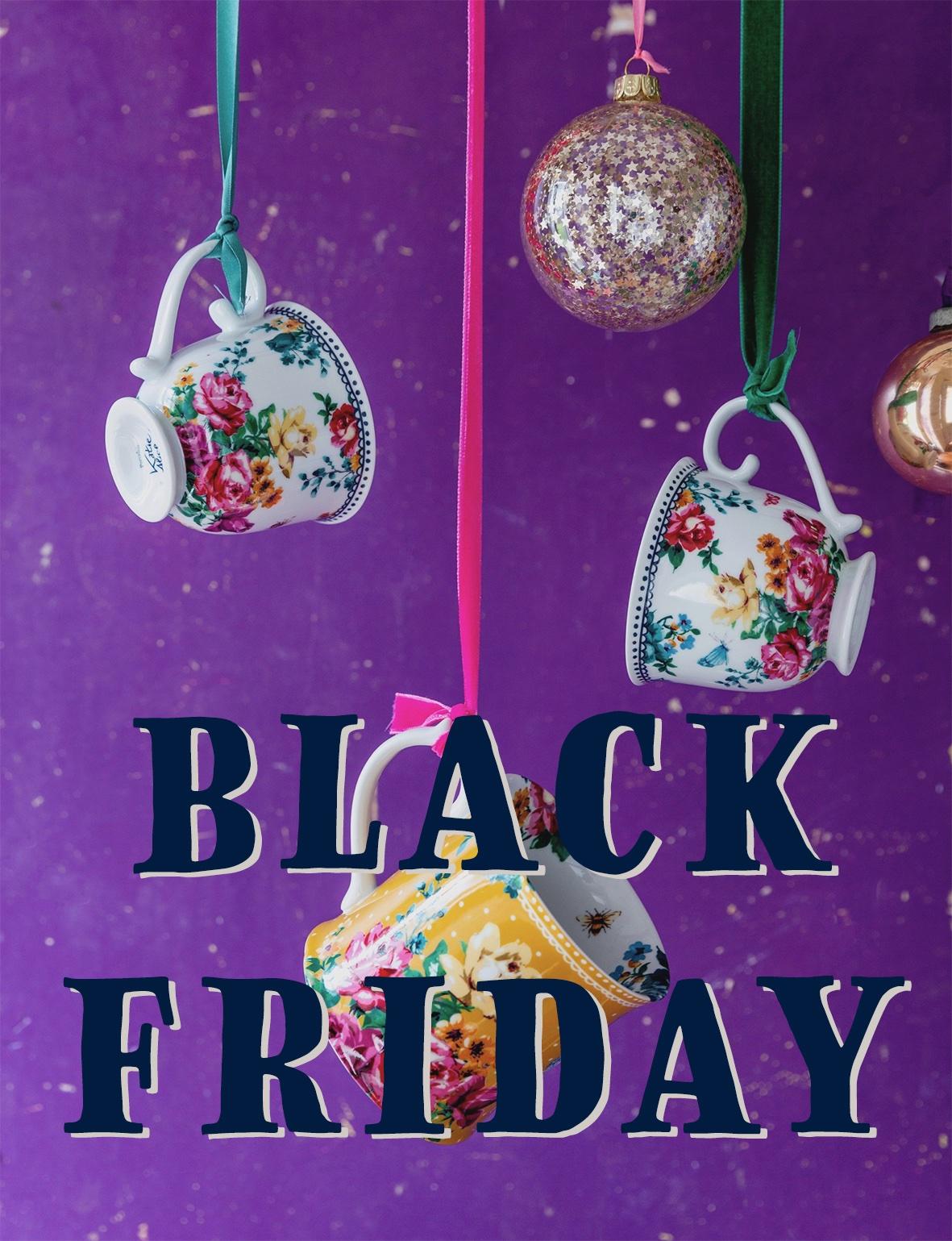 A Charitable Black Friday