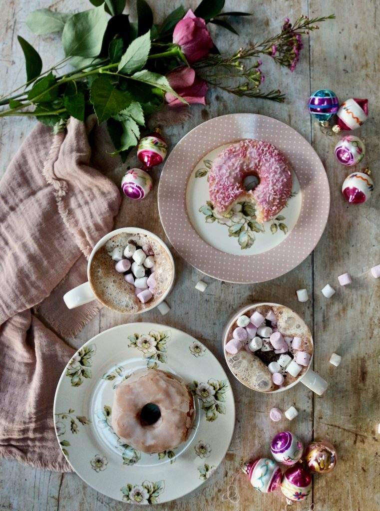 A pretty image of our tableware
