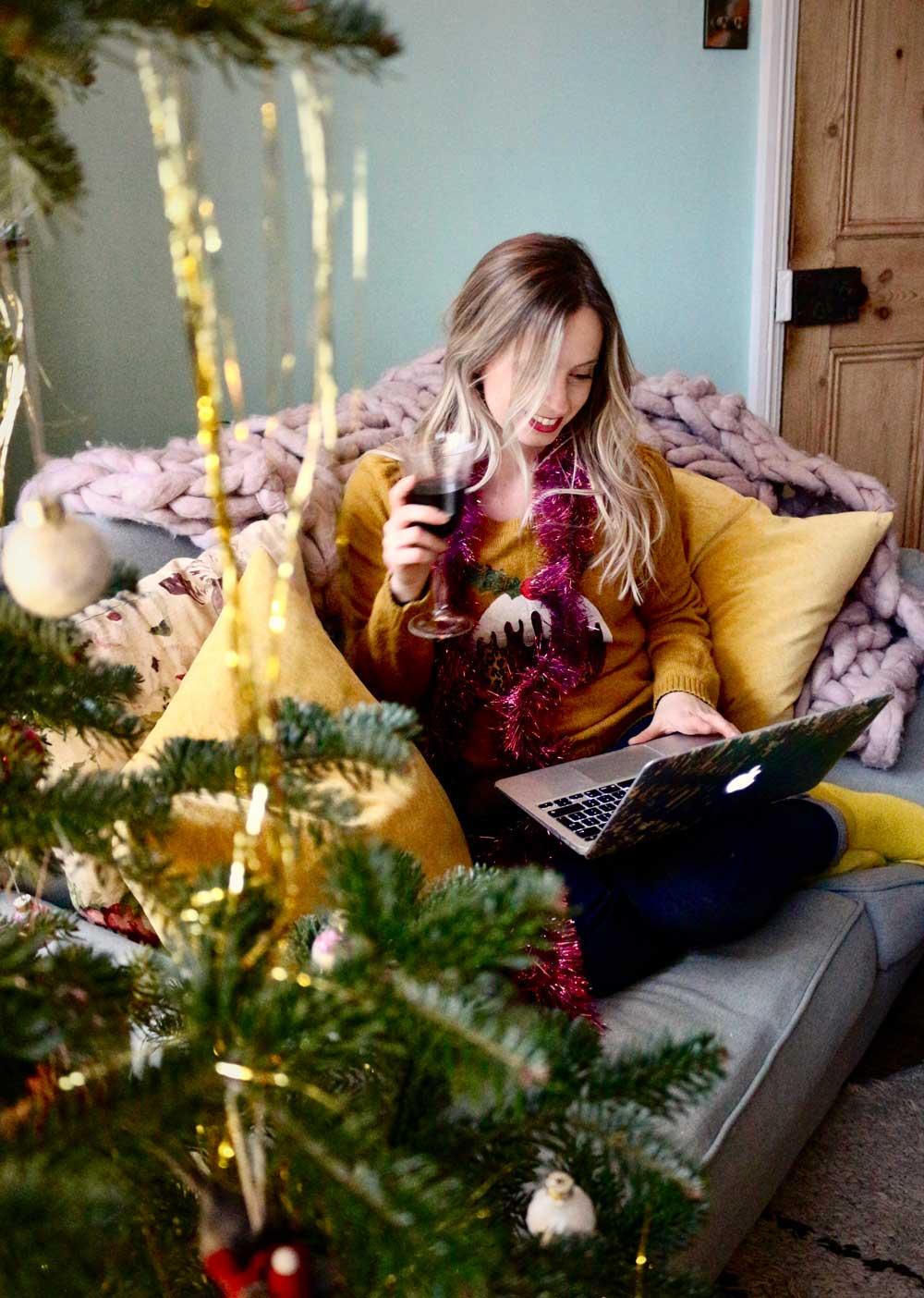 A very merry socially distanced Christmas